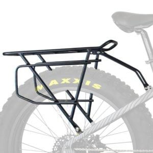 Extra Large Rear Rack for Ebikes