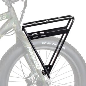 FRONT EBIKE LUGGAGE RACK