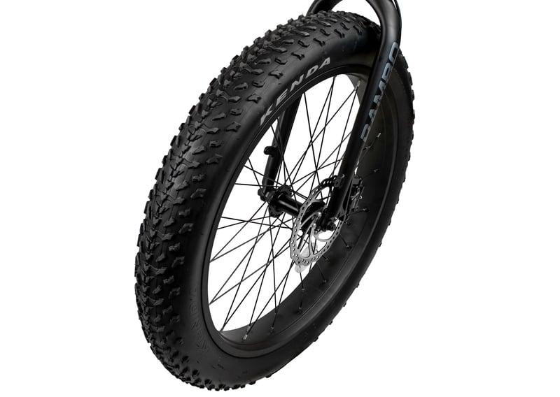 750 26 Pursuit Wheel
