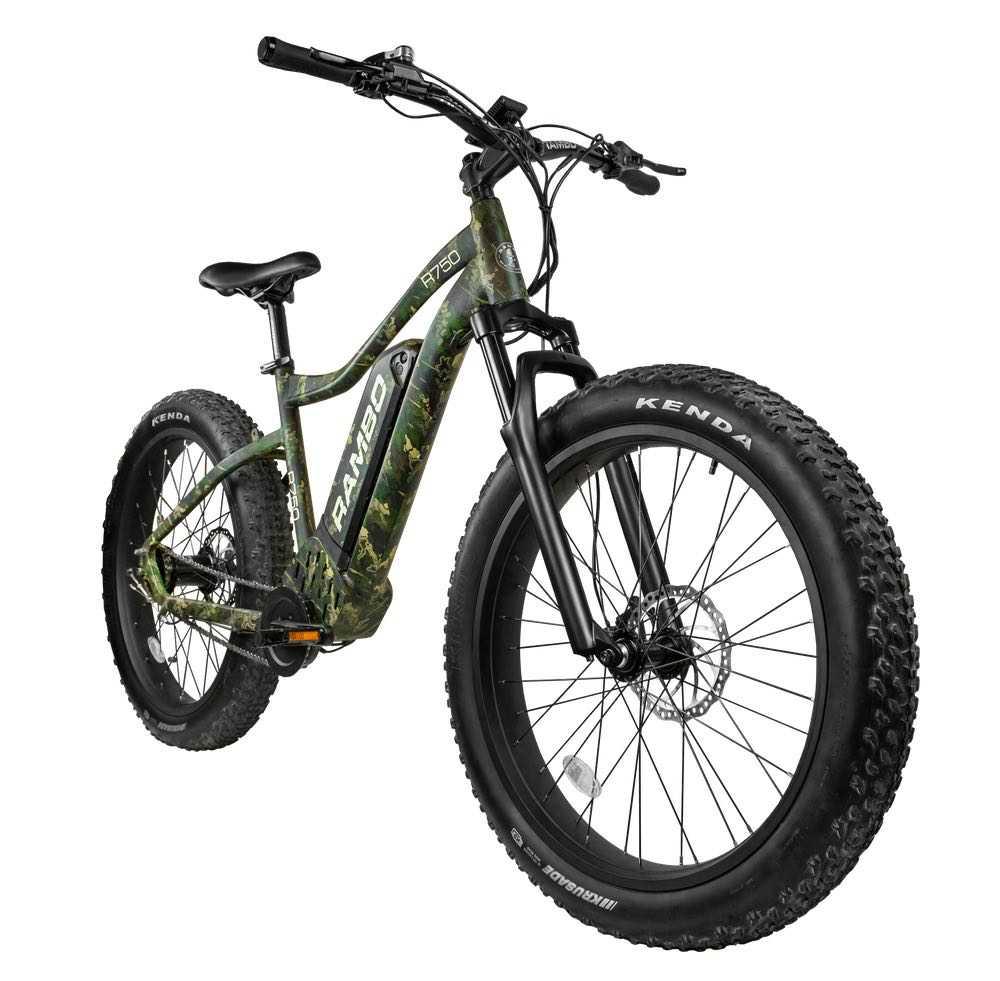 Rambo Roamer 750w electric Hunting bike
