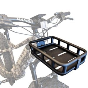 FRONT EBIKE LUGGAGE RACK XL