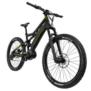 Rambo Rampage 1000w Extreme Mountain Electric Bike
