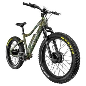 Rambo Krusader 500w AWD Electric Bike