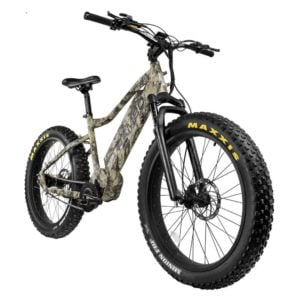 Rambo Bushwacker 750w Electric Hunting Bike