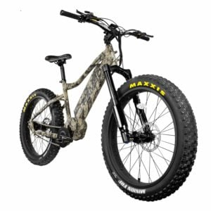 Rambo Electric Bike - 750 watt Bushwacker