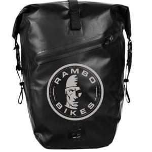 RAMBO BLACK ACCESSORY WATERPROOF BAG1