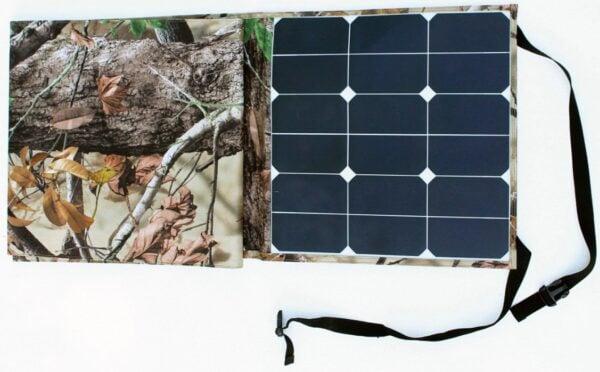 RAMBO PORTABLE SOLAR CHARGER